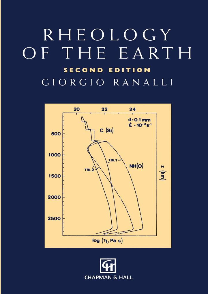 Rheology of the Earth als Buch