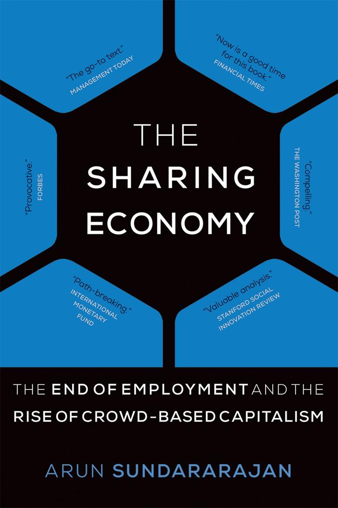 The Sharing Economy als eBook Download von Arun...