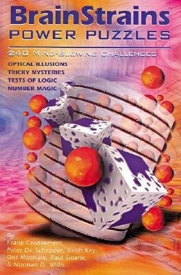 Brainstrains: Power Puzzles: 240 Mind-Blowing Challenges als Taschenbuch