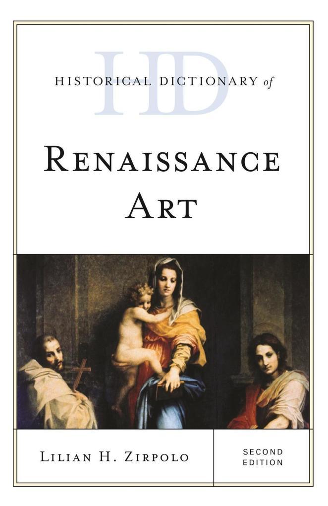 Historical Dictionary of Renaissance Art als eB...