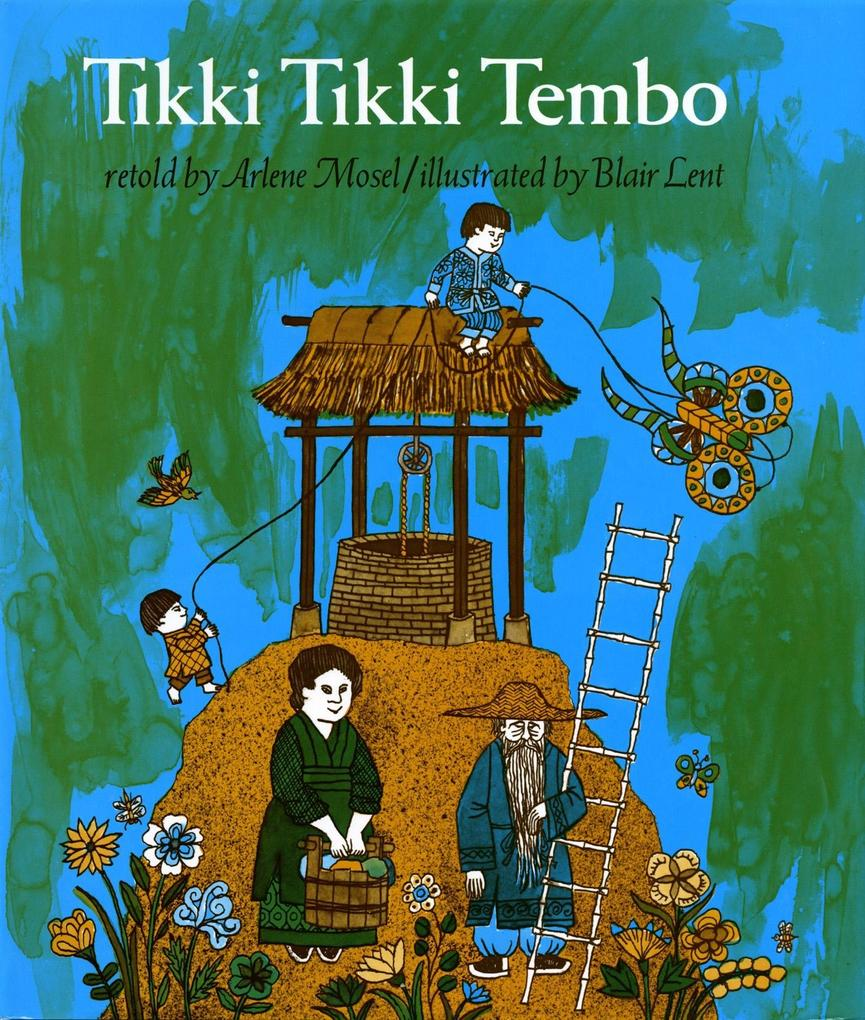 Tikki Tikki Tembo als Buch
