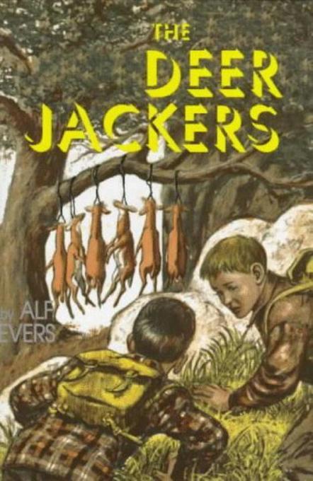 The Deer-Jackers als Buch