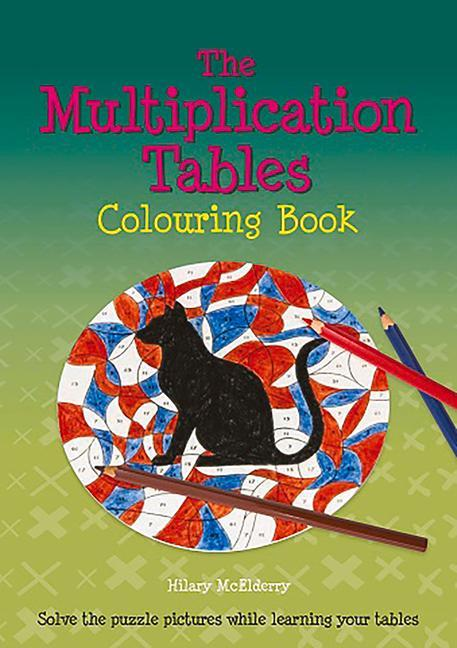 The Multiplication Tables Colouring Book als Taschenbuch