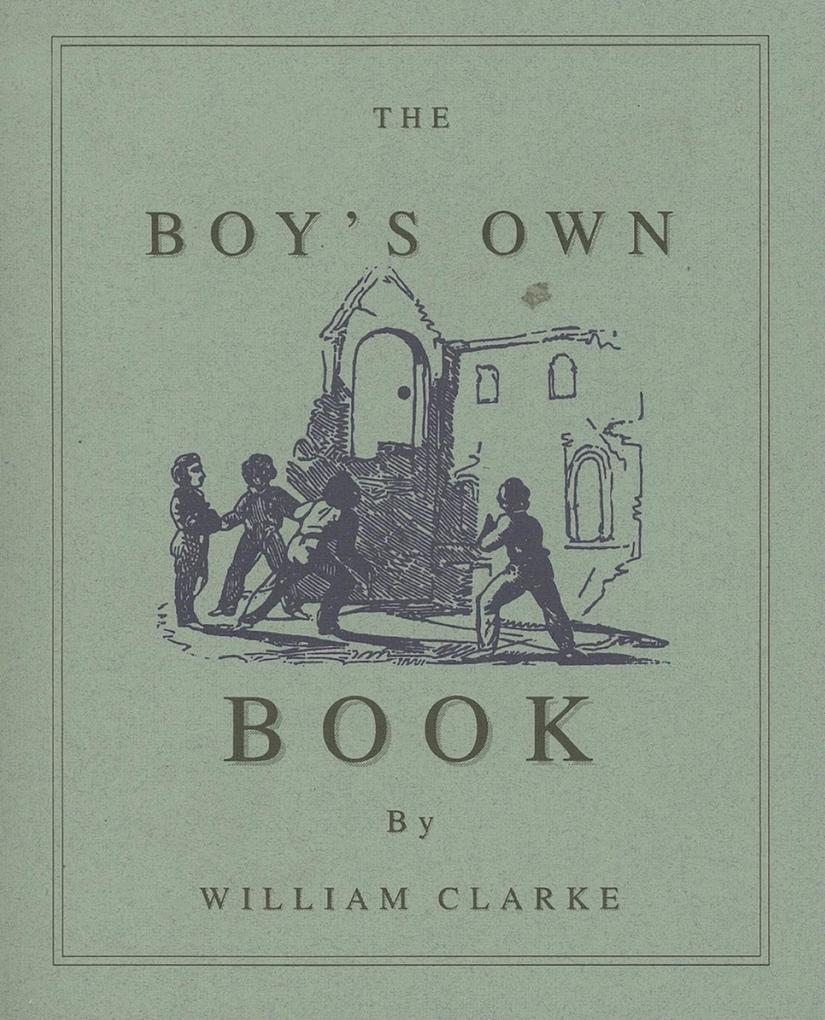 Boy's Own Book als Taschenbuch