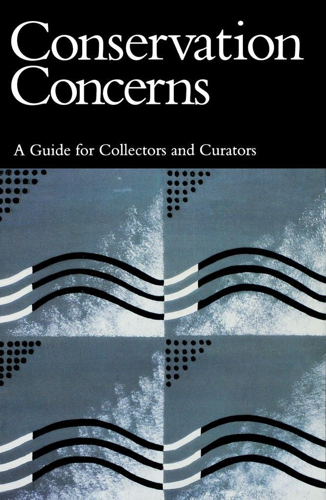 Conservation Concerns: Conservation Concerns als Taschenbuch
