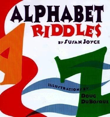 Alphabet Riddles als Buch