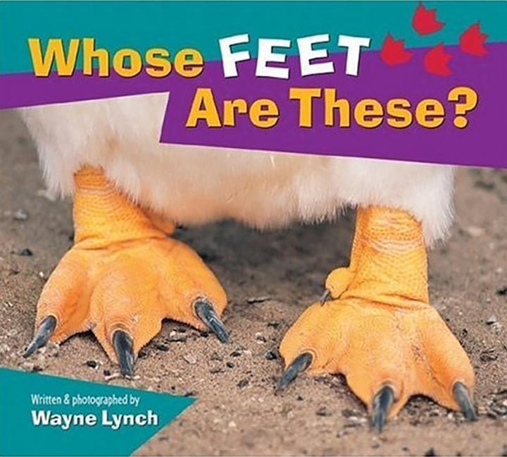 Whose Feet Are These? als Taschenbuch