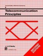 Telecommunications Principles als Buch