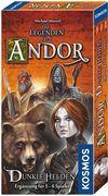 Die Legenden von Andor - Erweiterung - Dunkle Helden