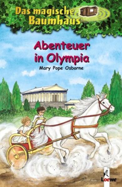 Das magische Baumhaus 19. Abenteuer in Olympia als Buch