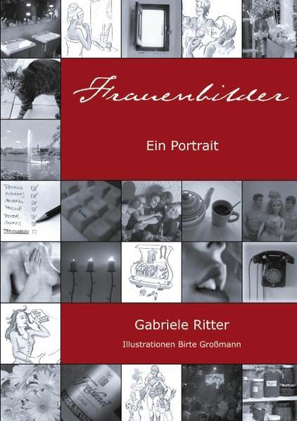 Frauenbilder - Ein Portrait als Buch