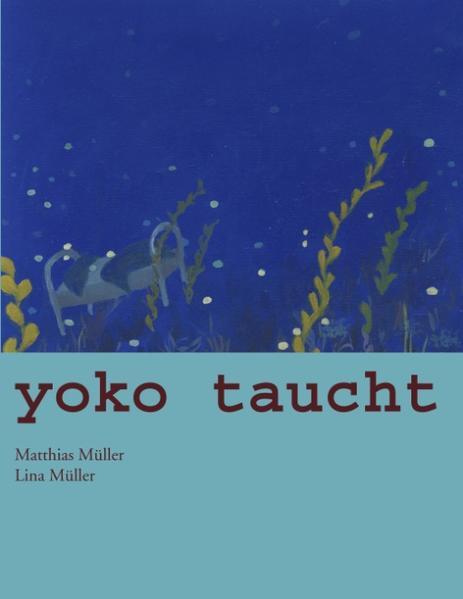 Yoko taucht als Buch