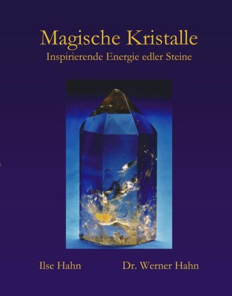 Magische Kristalle als Buch