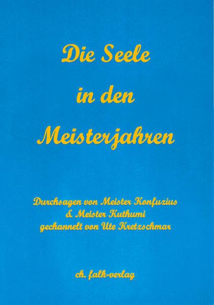 Die Seele in den Meisterjahren als Buch