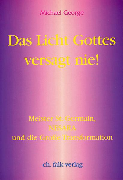 Das Licht Gottes versagt nie! als Buch