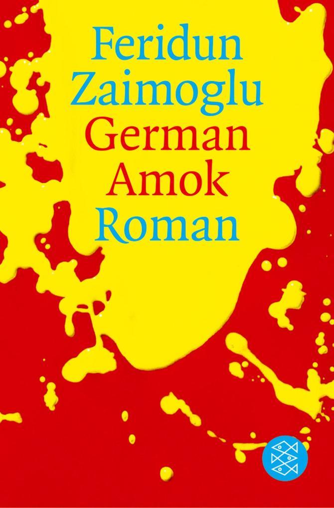 German Amok als Taschenbuch