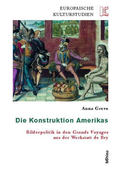 Die Konstruktion Amerikas als Buch