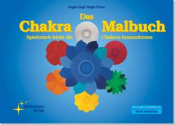 Das Chakra-Malbuch als Buch