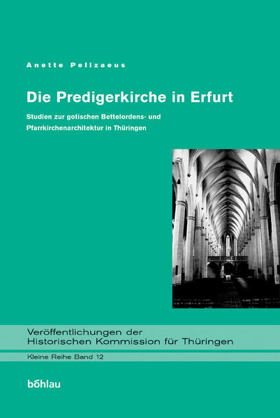 Die Predigerkirche in Erfurt als Buch