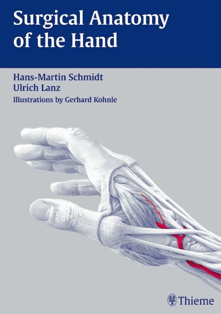 Surgical Anatomy of the Hand als Buch