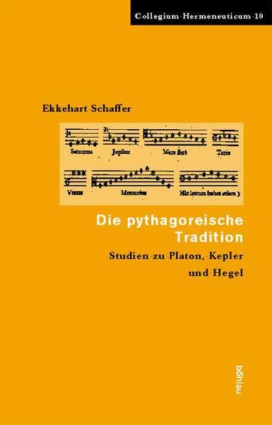 Die pythagoreische Tradition als Buch