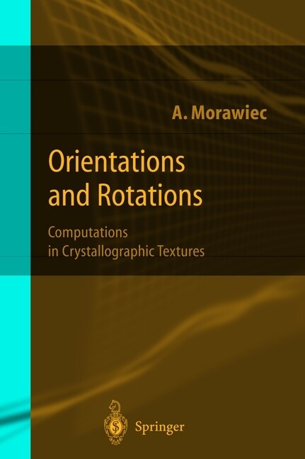 Orientations and Rotations als Buch