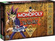 Winning Moves - Monopoly Yu-Gi-Oh!
