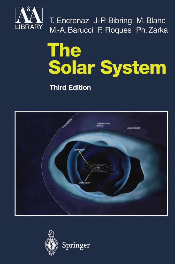 The Solar System als Buch