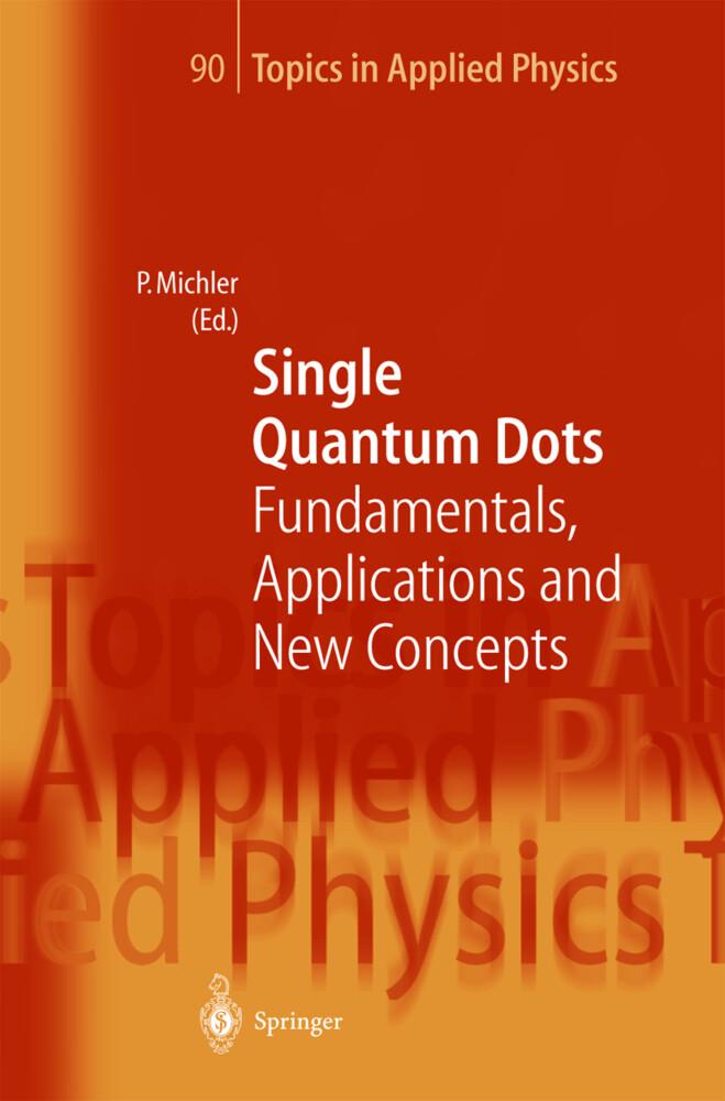 Single Quantum Dots als Buch