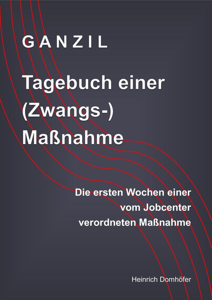 GANZIL - Tagebuch einer (Zwangs-) Maßnahme als eBook
