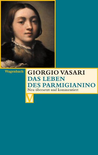 Das Leben des Parmigianino als Buch