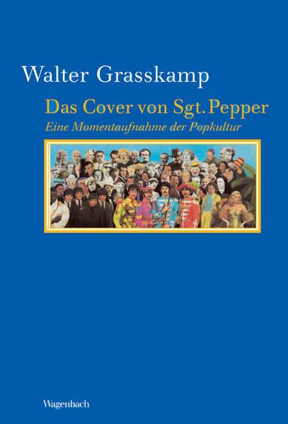 Das Cover von Sgt. Pepper als Buch