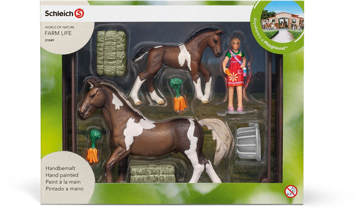 Schleich - World of Nature - Farm Life - Playse...