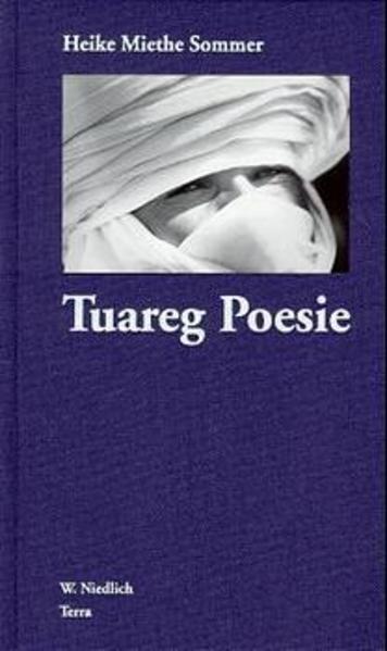 Tuareg Poesie als Buch