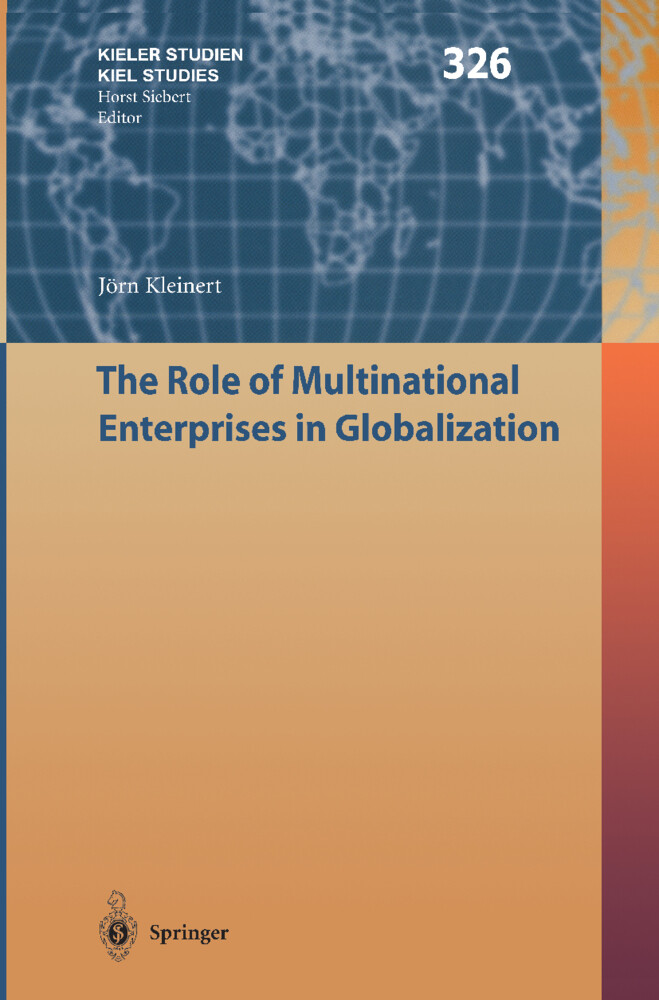 The Role of Multinational Enterprises in Globalization als Buch
