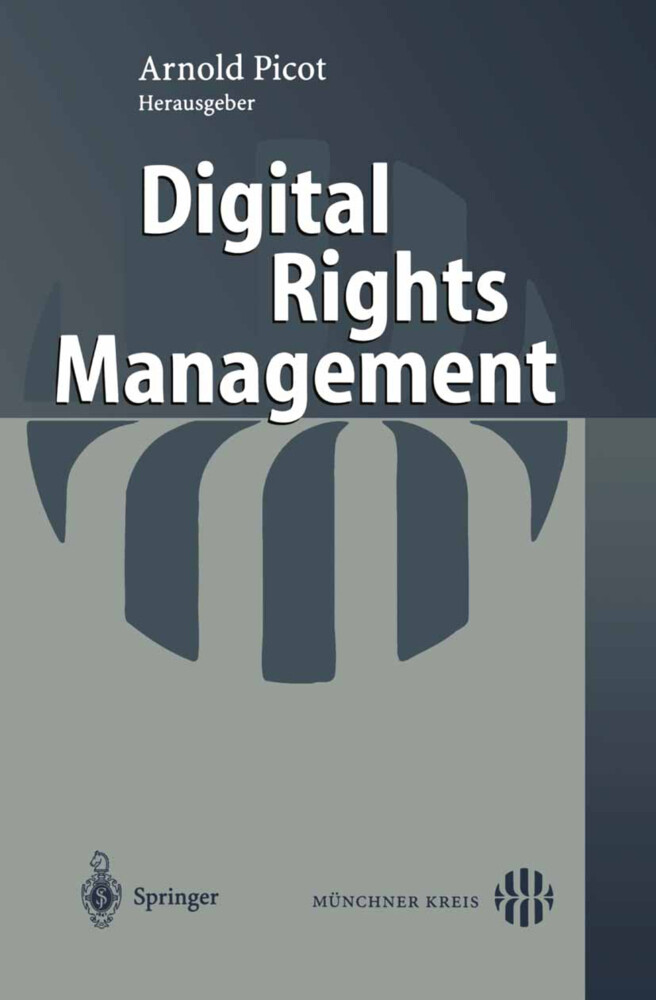 Digital Rights Management als Buch