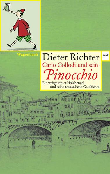 Carlo Collodi und sein Pinocchio als Taschenbuch