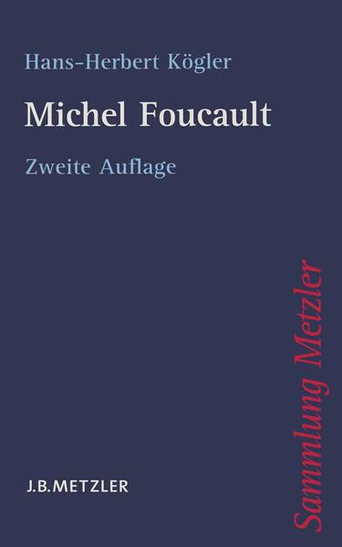 Michel Foucault als Buch