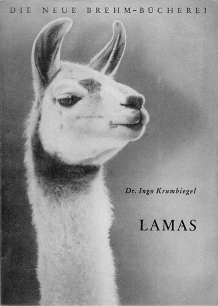 Lamas als Buch