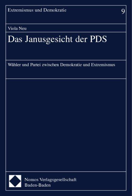 Das Janusgesicht der PDS als Buch
