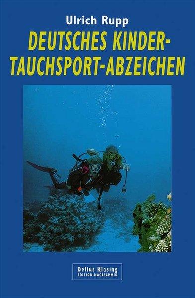 Deutsches Kinder-Tauchsport-Abzeichen als Buch