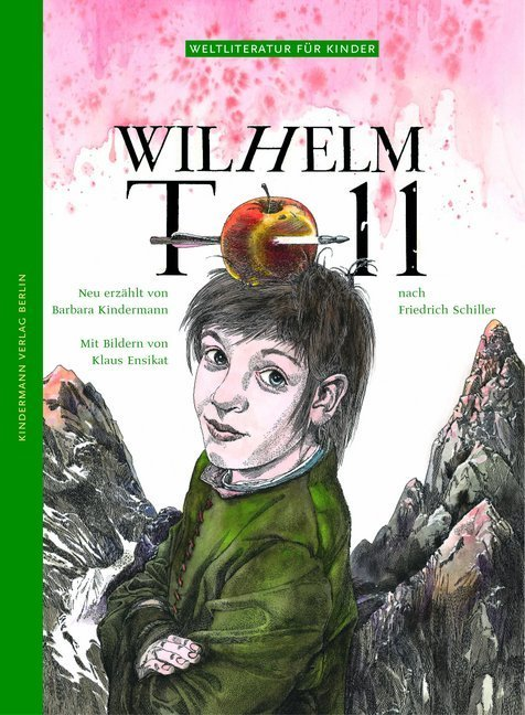 Wilhelm Tell als Buch (gebunden)