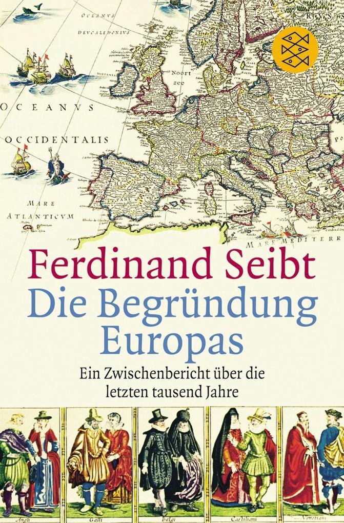 Die Begründung Europas als Taschenbuch