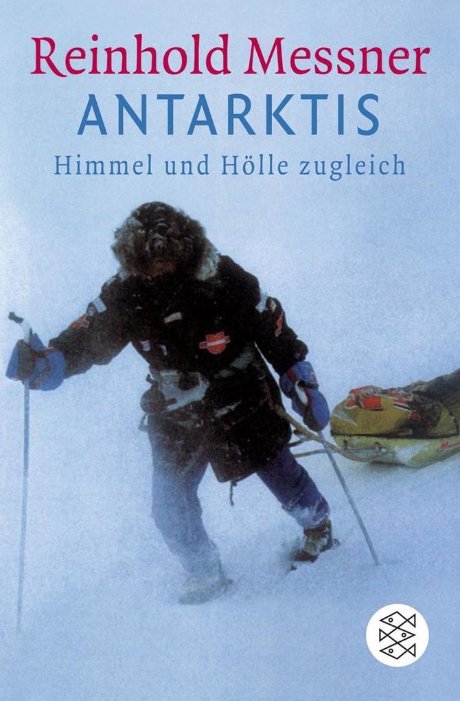 Antarktis als Taschenbuch