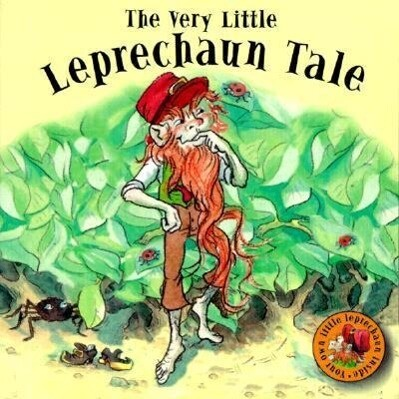 Very Little Leprechaun Tale als Buch