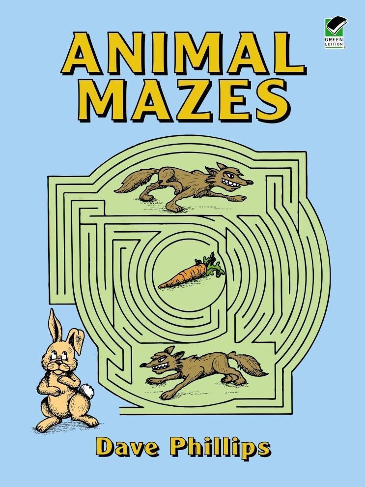 Animal Mazes als Taschenbuch
