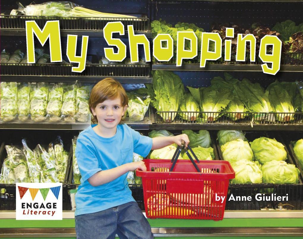 My Shopping als eBook Download von Anne Giulieri