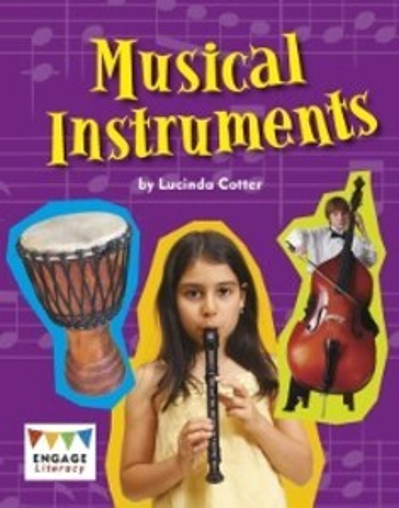 Musical Instruments als eBook Download von Luci...