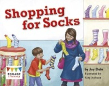 Shopping for Socks als eBook Download von Jay Dale