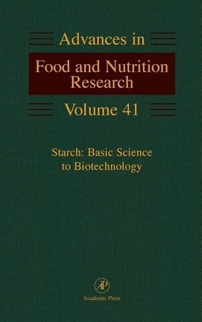 Starch: Basic Science to Biotechnology als Buch